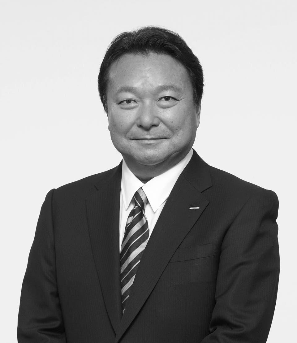Toshihiro Yamamoto, President & CEO, Dentsu Group Inc.