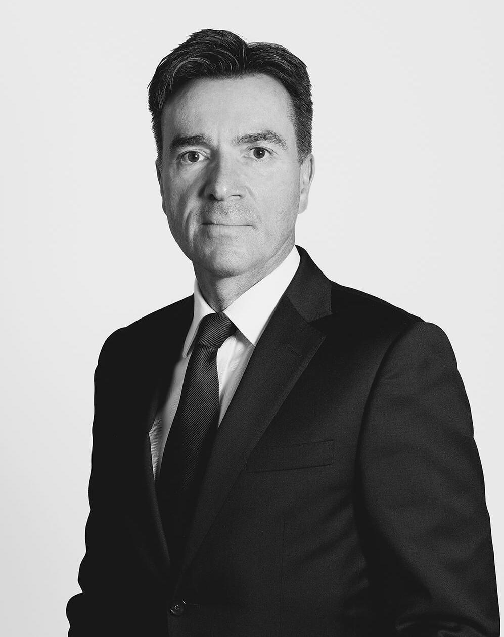Volker Doberanzke, Global President Business Operations