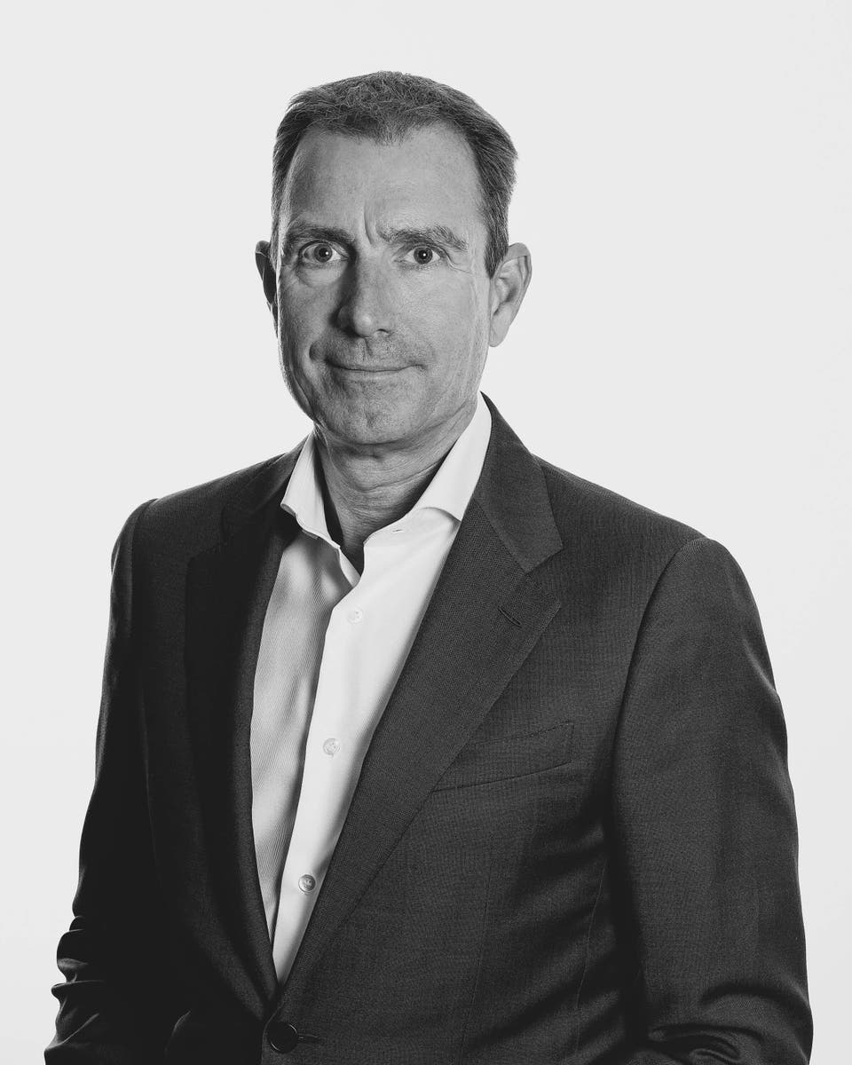 Peter Huijboom, Global CEO, Media and Global Clients