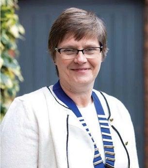 Dr Sue Paterson