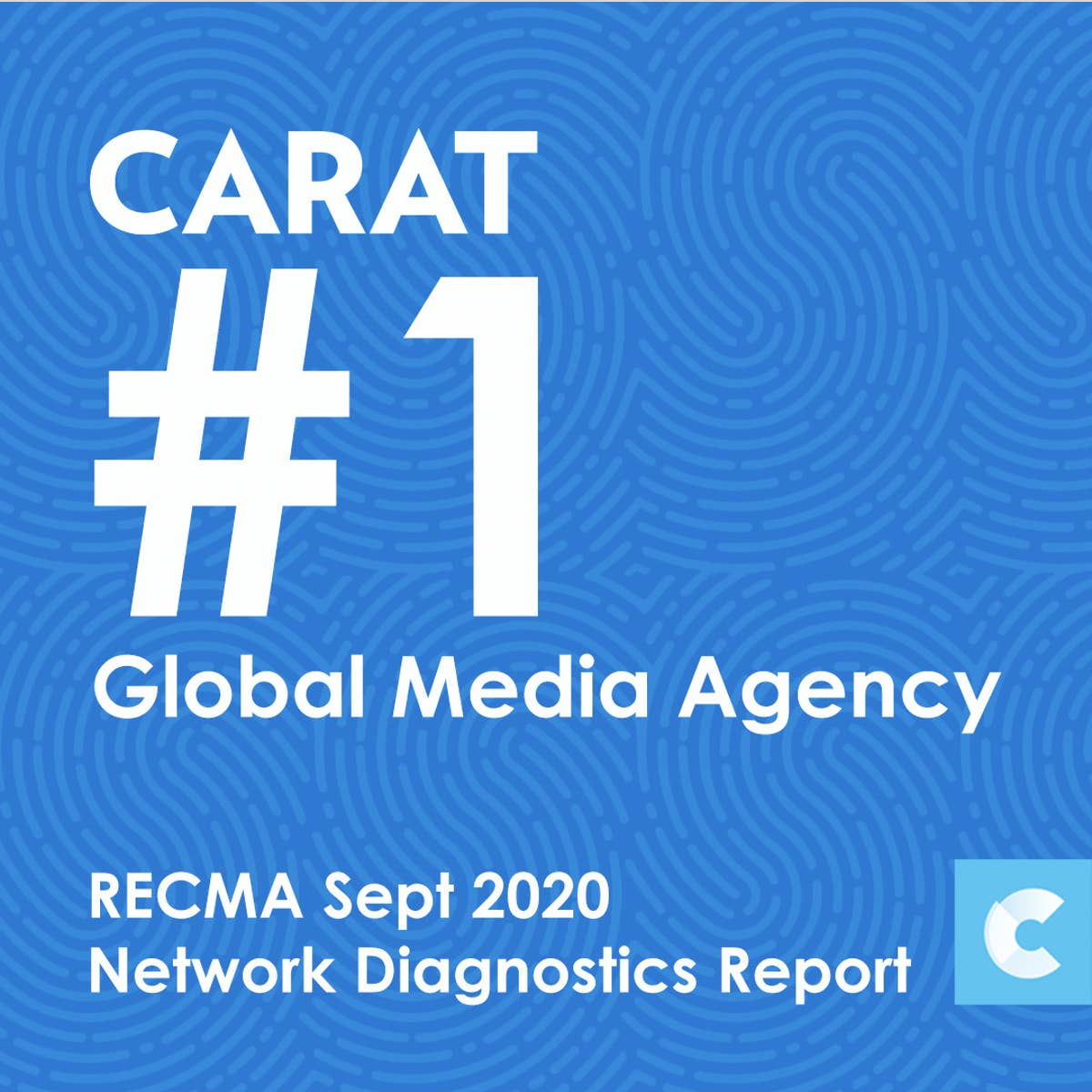 Carat ranked #1 Globally in RECMA Qualitative Diagnostics Report