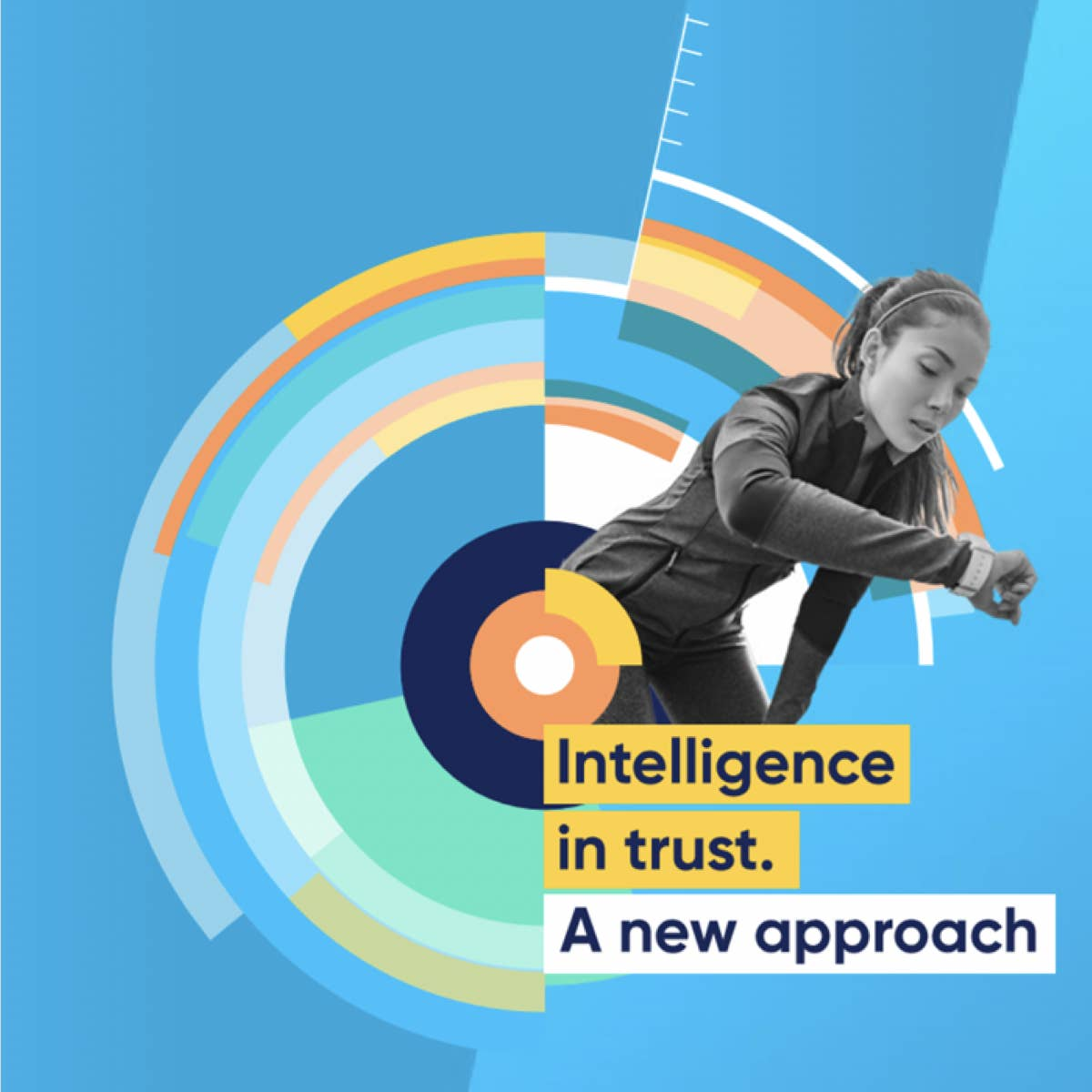 Intelligence in trust. A new approach.