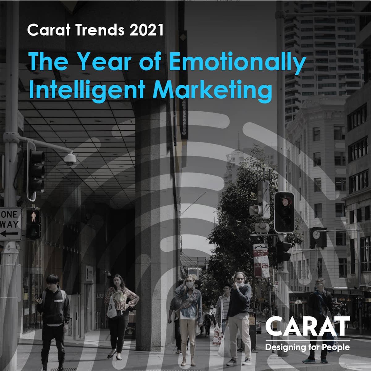 Onze visie op de Carat media trends voor 2021