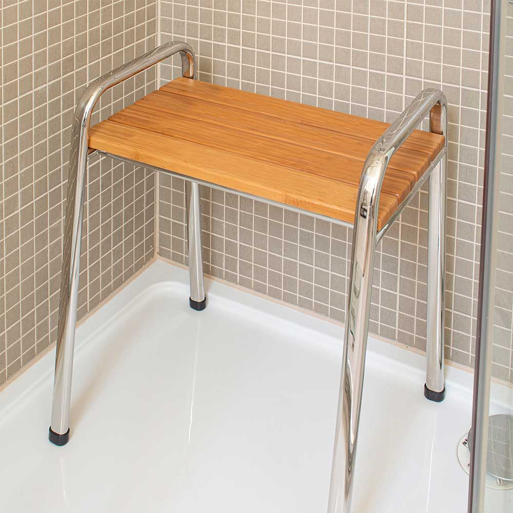 Shower Chairs, Seats & Stools