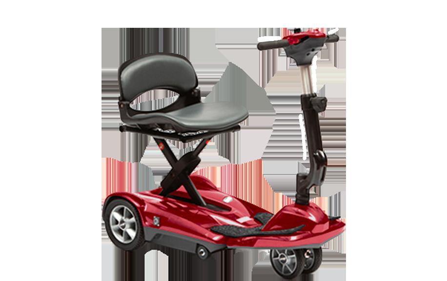 Win a Drive Dual Wheel Auto Folding Scooter