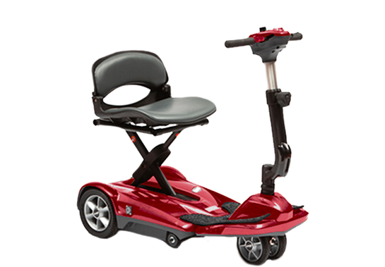 CLOSED! Win a Drive Dual Wheel Auto Folding Scooter