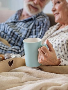 Get the right support when staying away from home overnight