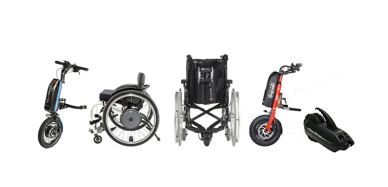 5 must-have power add-ons for your wheelchair