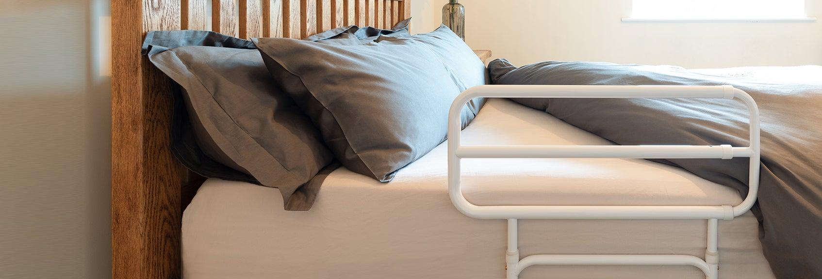 Bedroom grab rails