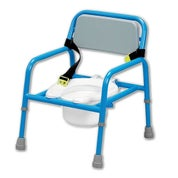 Childrens Commodes and Toileting