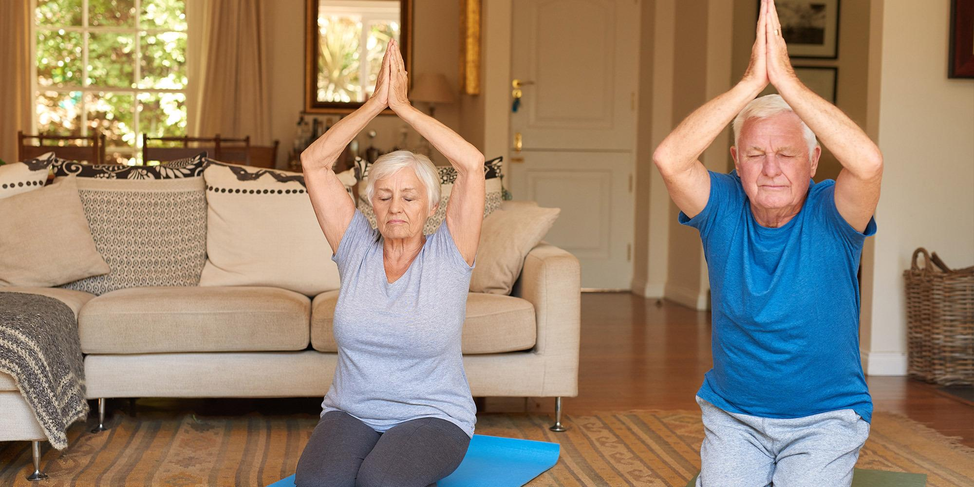 3 forms of exercise that may help improve your balance