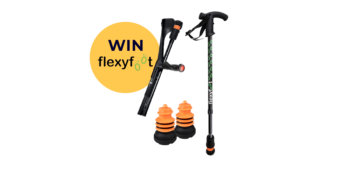 Flexyfoot bundle: the great giveaway