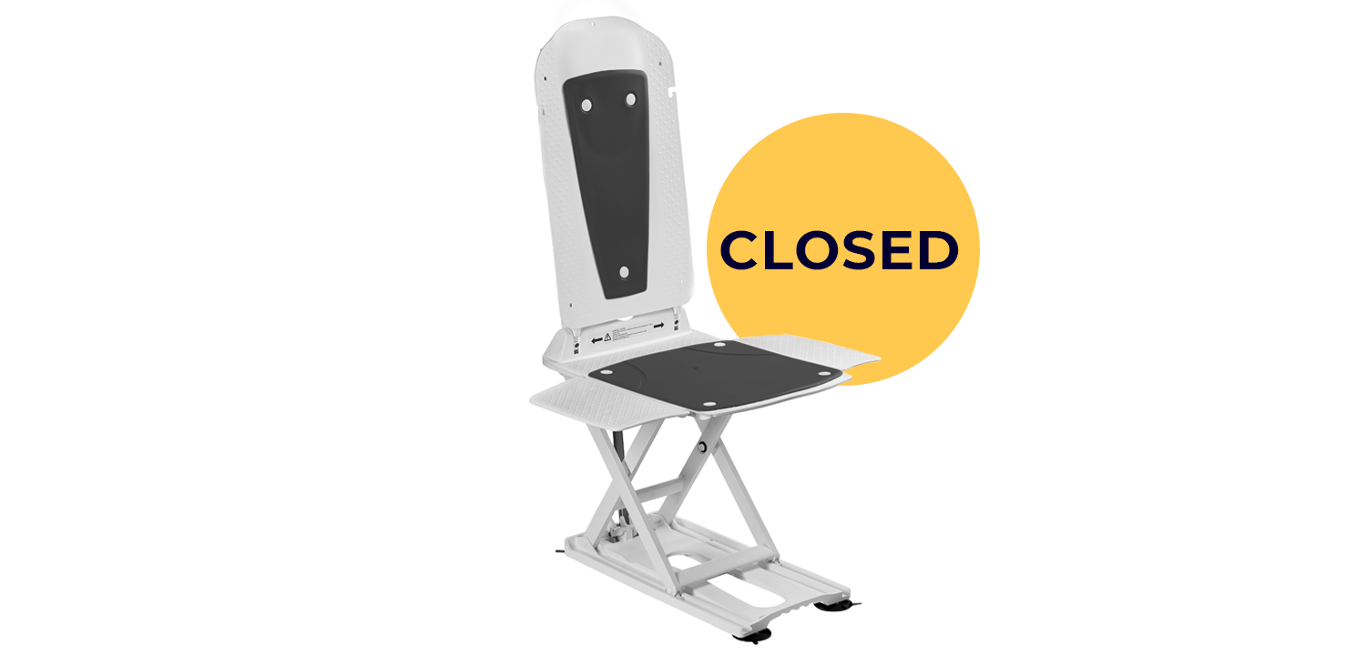 CLOSED! Kanjo Eco Bath Lift with Blue Covers giveaway