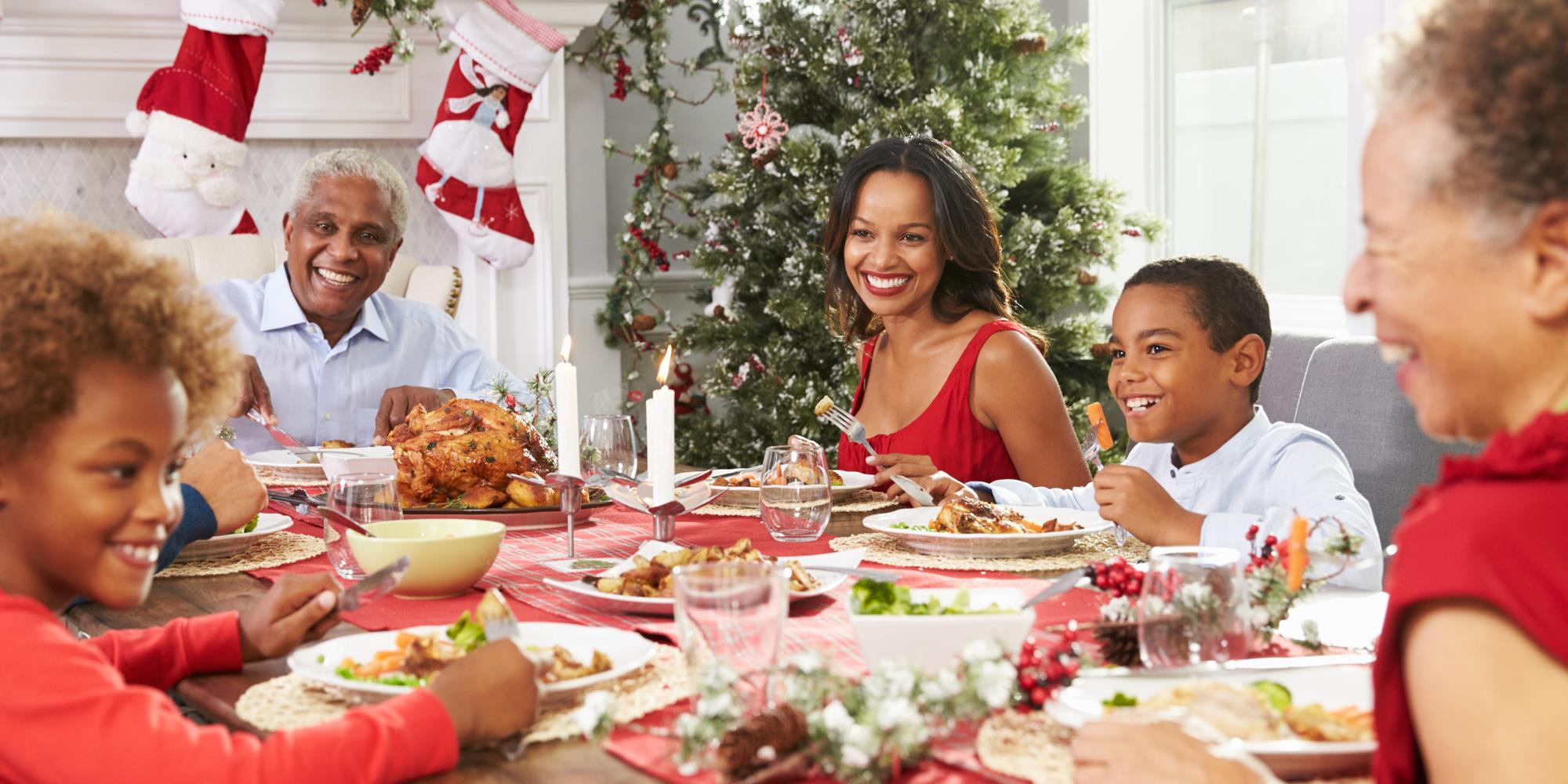 Ways to help make cooking a Christmas feast easier
