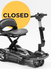 CLOSED Drive Dual Wheel Auto Folding Scooter giveaway