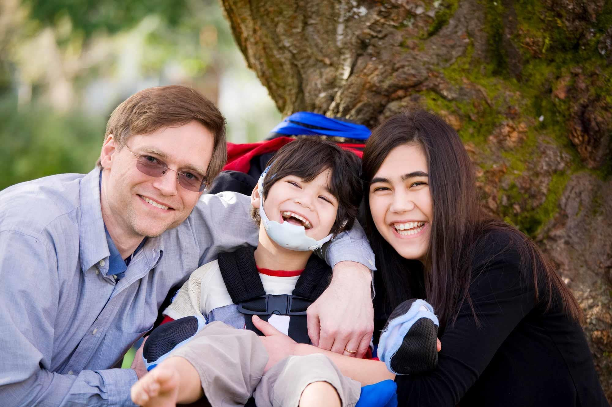 Family guide to cerebral palsy