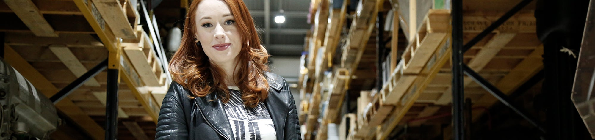 Hannah Fry in BBC Britain's Greatest Invention