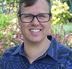 A photograph of Dr Mathijs Lucassen