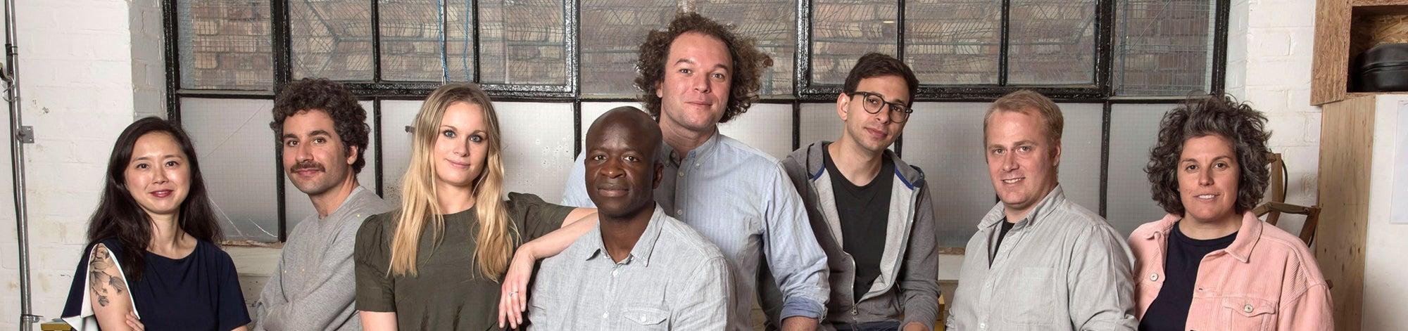 The Big Life Fix crew, BBC Series