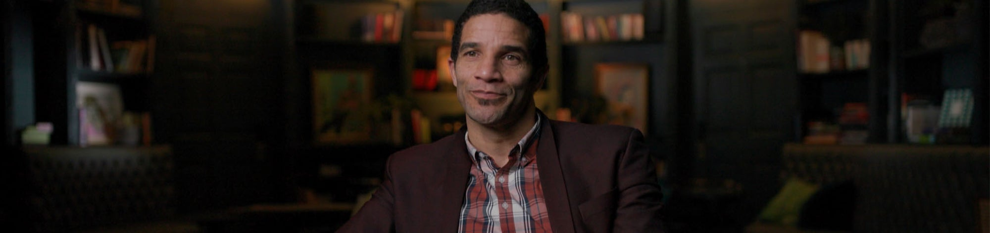 David James on Fever Pitch for the BBC - Copyright StoryFilms