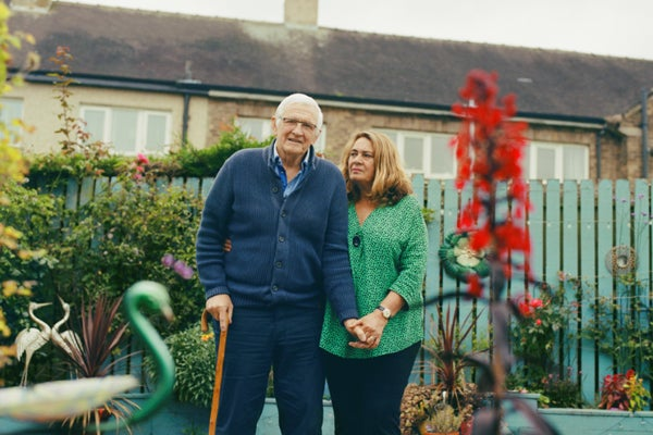 Gilly - Dementia and Us - BBC Copyright: Suzie Howell