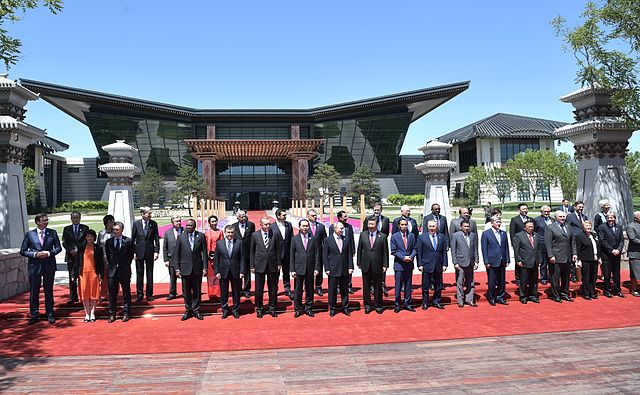 Participants of the Belt and Road Initiative