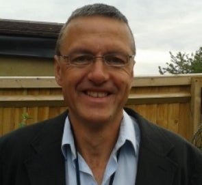 Picture of Dr Mark Hirst