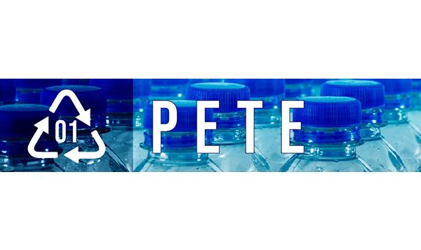 PETE plastic