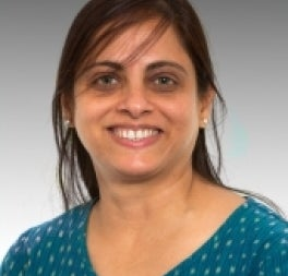 A photograph of Dr Pallavi Anand