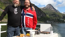 Hairy Bikers - Bakeation - In Norway