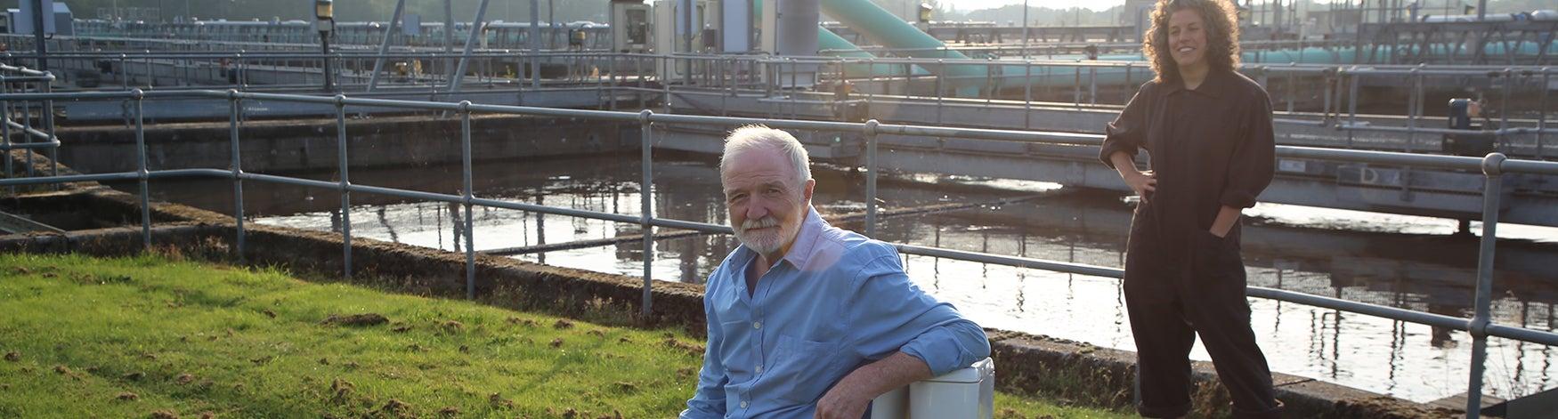 The Secret Science of Sewage BBC series promo image