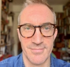 Dr Nick Bingham, Senior Lecturer in Geography