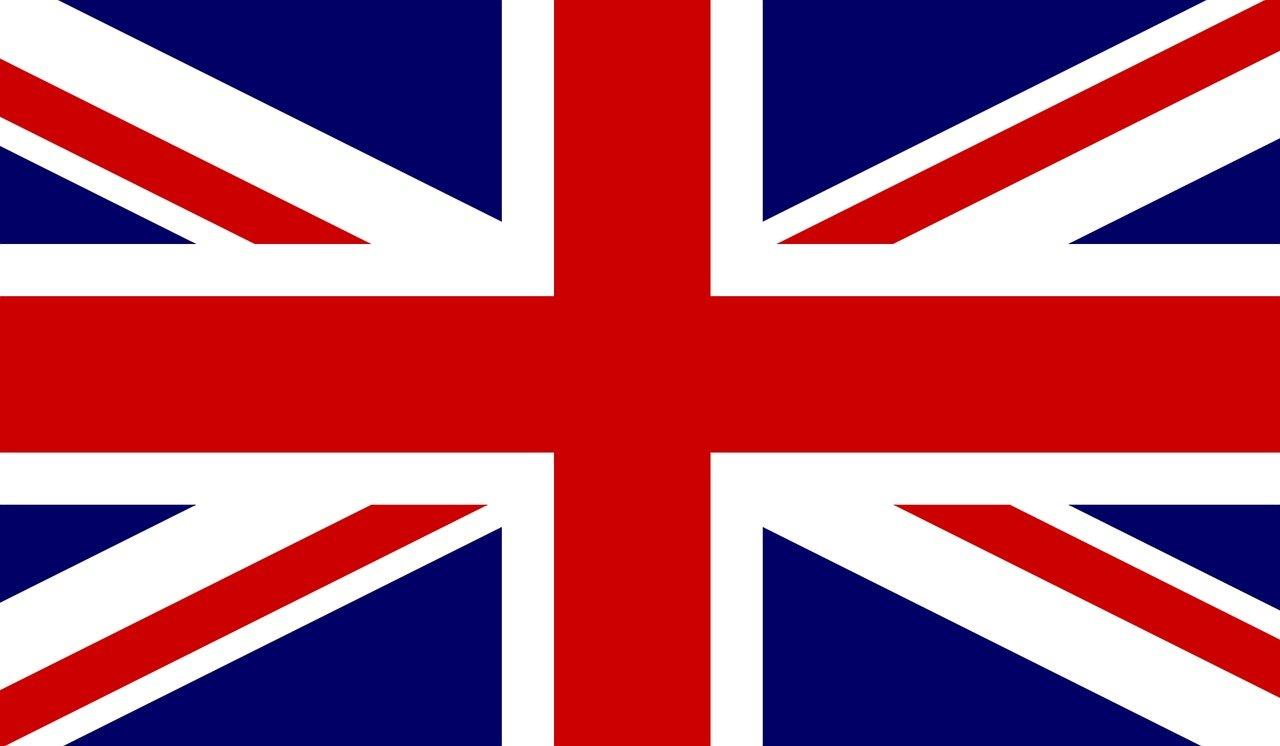 The Union Jack - British flag