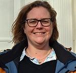 Dr Julia Cooke, Lecturer in Ecology