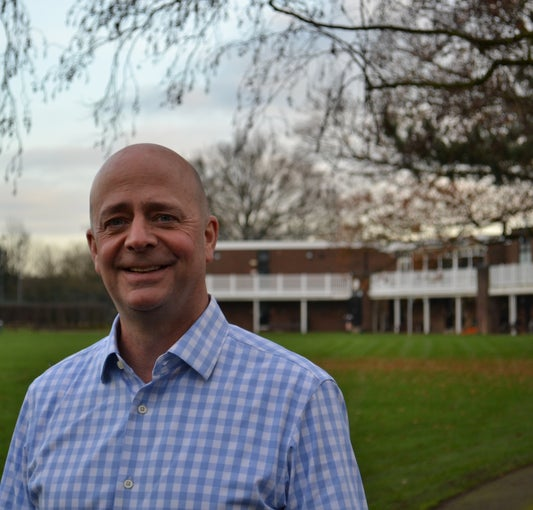 Simon Rea, SeniorLecturer on the Sport and Fitness