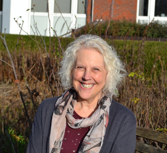 A photograph of Cathy Lloyd