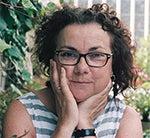 A photograph of Dr Joanne Reardon
