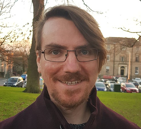Dr James Munro - Technical Lead in Psychology and Counselling / Associate Lecturer in Psychology The Open University