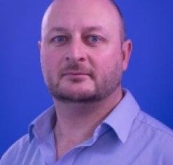 A photo of Dr Nicholas Turner