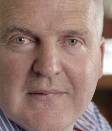Simon Binner from How to die Simon's Story - BBC Series
