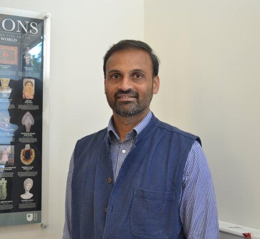 Professor Shonil Bhagwat, The Open University