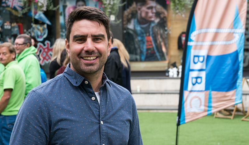 A picture of Chris Bavin