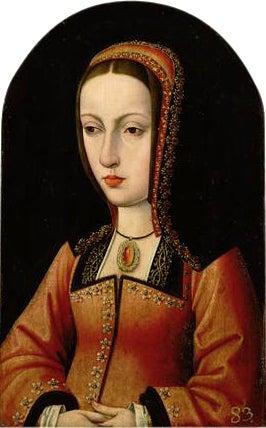 Picture of Johanna von Kastilien
