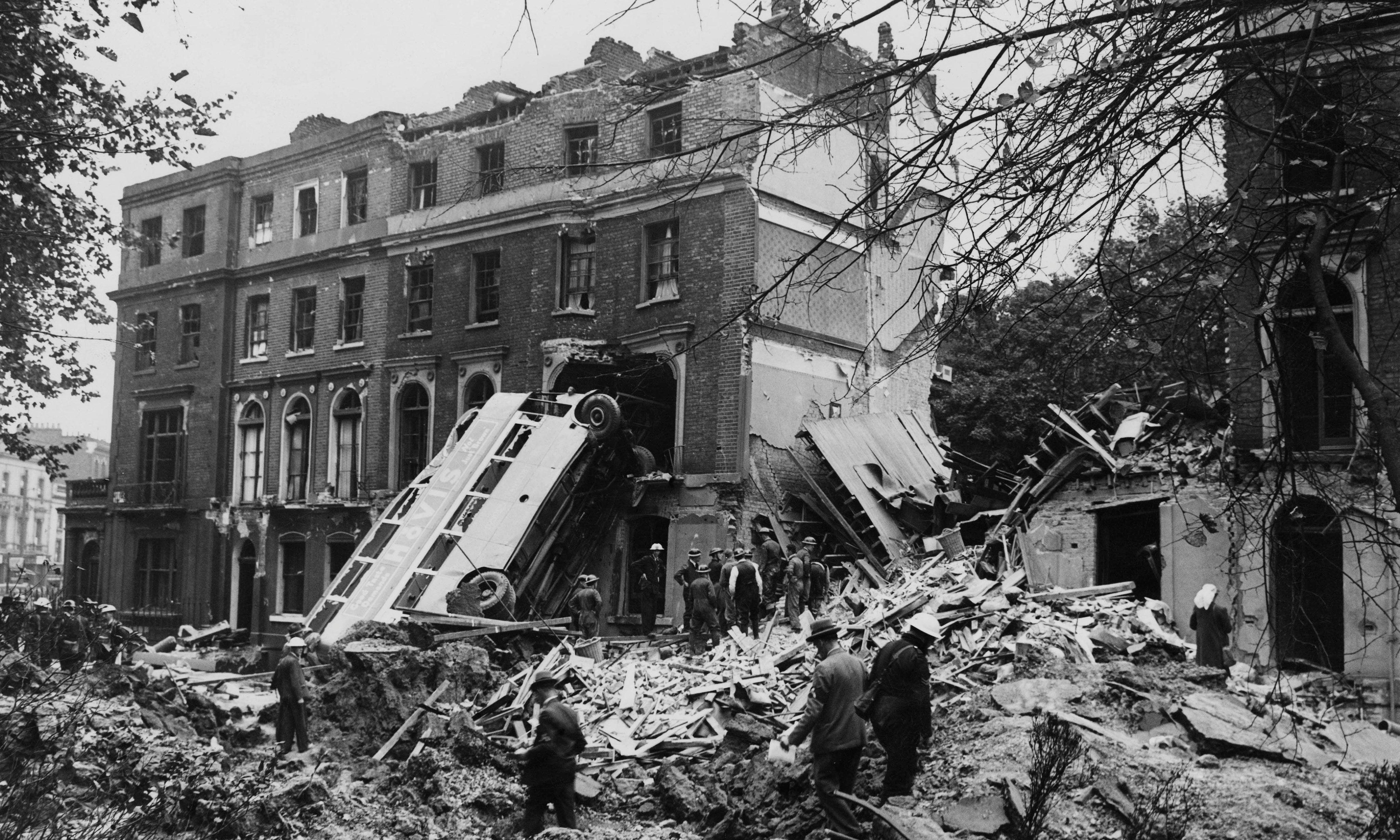 London Blitz, September 9, 1940