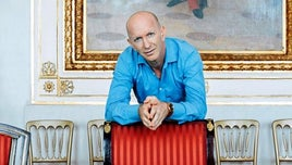 A photo of Simon Sebag Montefiore
