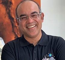 Mahesh Anand The Open University