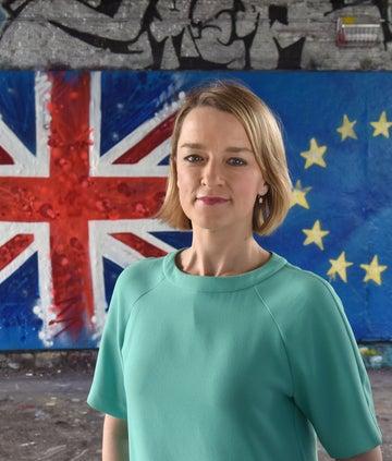 Laura Kuenssberg's Inside Story Brexit Storm - Hero