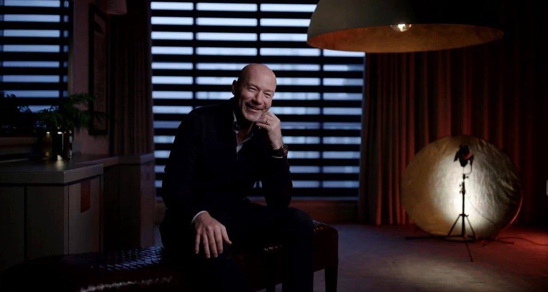 Alan Shearer, Fever Pitch Open University Short Film, Copyright StoryFilms