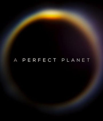 The title screen for 'A Perfect Planet'