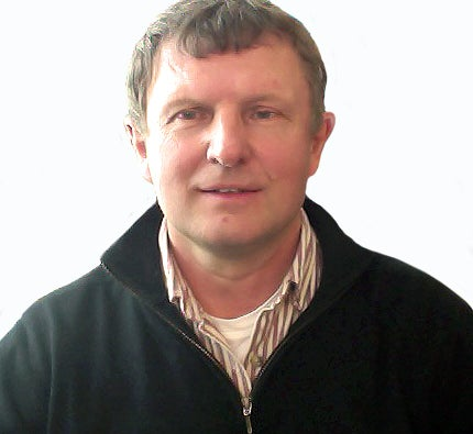 Professor George Revill - Professor of Cultural Historical Geography